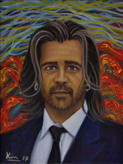 Oil Painting > Crows Nest > Colin Farrell
